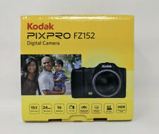Kodak PIXPRO FZ152 CCD Compact Digital Camera - Black