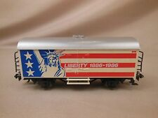HO SCALE MARKLIN STATUE OF LIBERTY 1886-1986 REEFER