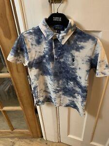 Ralph Lauren Boys T Shirt Age 9