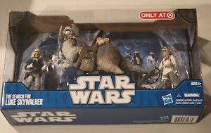 The Search for Luke Skywalker Star Wars 2011 Hasbro Target Exclusive Tauntaun