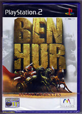 PS2 Ben Hur Blood of Braves (2003), UK Pal, New & Factory Sealed