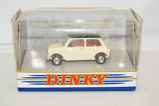 """Dinky Collection DY-21  MINI COOPER """"S"""" 1964 creme 1:43  Matchbox"""