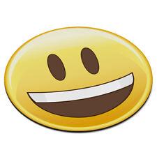 Emoji original smiley circulaire pc ordinateur souris tapis pad-funny happy