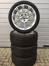 """BMW 5er E60 E61 Sommerreifen Alufelgen Kompletträder xdrive 18"""" Original 18 Zoll"""