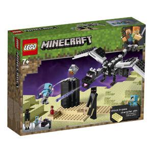 LEGO Minecraft Das letzte Gefecht - 21151