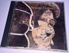 STRANGE EMBRACE Private Press CD Rare 1998 NY Prog Rock RUSH Styx
