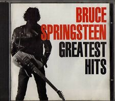 Bruce Springsteen Greatest Hits  (CD) VERY RARE MEXICAN EDITION