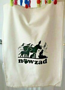 NOWZAD TEA TOWEL - 100% TO NOWZAD CHARITY
