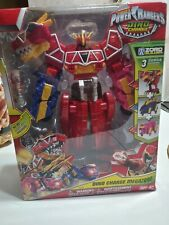 Power Rangers Super Dino Charge Megazord RED NEW VHTF #