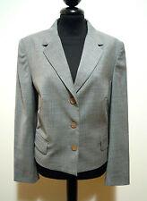 PIERRE CARDIN PARIS Giacca Donna Lana Wool Woman Jacket Sz.M - 44