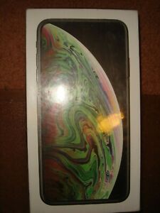Apple iPhone XS MAX 256GB AT&T Smartphone- Space Gray- BRAND NEW &  SEALED!!!