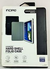 New OEM Incipio Samsung Galaxy Note 10.1 Lexington Folio Case with Kickstand
