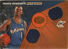 2007-08 NICK YOUNG ELEVATION RELICS ROOKIE REMNANTS DUAL JERSEY MINT 69/99!