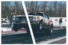 Vintage Drag Racing-Allen Stanfield's-SS/HA '67 SS Camaro-U.S.13 DRAGWAY
