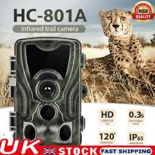 Hunting Camera 16MP 32GB/64GB Trail Camera IP65 Photo Traps 0.3s Trigger Wildlif