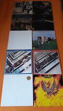 Schallplatten  Sammlung Rock, Hardrock  und  Metal  60 Stück