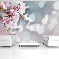 VLIES   Fototapete XXL Magische Blumen Tapete Vliestapete 15F0008140