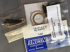 OS 25 FX COMPLETE  GASKET SET AND SCREWS ALLEN HEAD INCLUDES EXHAUST