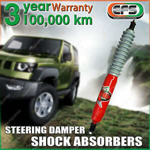EFS EXTREME Steering Damper 35-4036 for NISSAN PATROL GU CAB CHASSIS 1998 ON