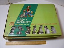 Disney complete 23 piece Micley Mouse and friend Tea Set by Marx in original box