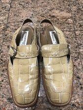 Romano Martegani Genuine Alligator Shoes