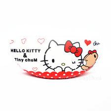 Cute Hello Kitty PU Leather Hard Shell Sun Eye Glasses Eyeglass Case Holder Box