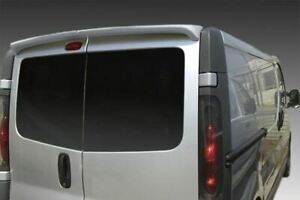 Rear Roof Spoiler For Nissan NV300 2014+ Barn Door Polyurethane (PU) Body Kit