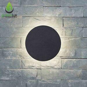 Weatherproof LED Wall light 7W Architectural Design 170*72mm 3000K IP65 Black