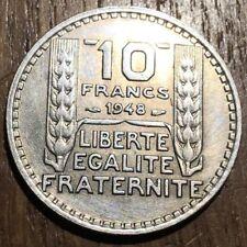 TRÈS BELLE PIECE DE 10 FRANC TURIN 1948 (345)