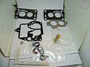 Hitachi 2 bbl Carburetor Kit Kemparts 151074 fits 87-88 Chevrolet Sprint 1.0L-L3