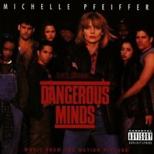Dangerous Minds Music From The Motion Picture (CD, 1998) FREE SHIPPING