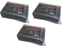 100 Top Loader Trading Card Holders 3.75 inch x 6 inch Size (Updated Size)