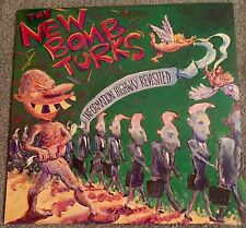 NEW BOMB TURKS Information Highway LP NEW crypt dirtys devil dogs hookers PUNK