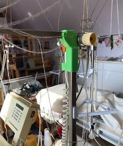 Passap Knitting Machine CORD SIDE Mast Head Replacement Piece E6000