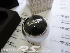New GENUINE Megane IV 4 280 300 Trophy RS RENAULT SPORT Gear Knob alloy