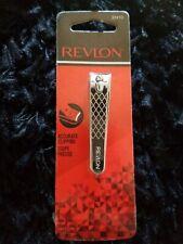 Revlon Deluxe Nail Clipper 1 ea #32410