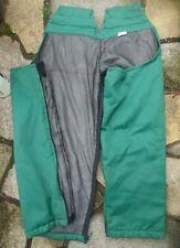 Stihl class 1 chainsaw trousers.  L/XL