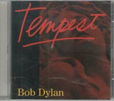 Bob Dylan: Tempest, 10 Track, Sealed CD