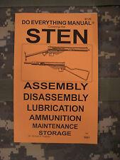 Sten Do Everything Manual
