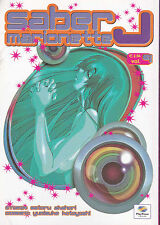 SABER MARIONETTE J n°  9 Edizione PlayPress Manga a 1€ -