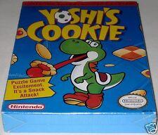 Yoshi's Cookie (Nintendo).. NES..  Brand NEW! h-seam!