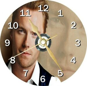 Ronan Keating Novelty Cd Clock Can be personalised