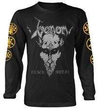 Venom 'Black Metal' Long Sleeve Shirt ?- NEW & OFFICIAL!