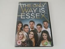 The Only Way Is Essex Series 4 [DVD] DVD Region:2 Discs:2 Reality TV New Gift
