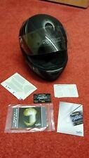 Motorrad Helm Shark RSF2i Dark Spirit Schwarz Matt XS NEU
