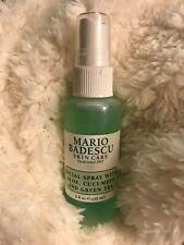 Mario Badescu Facial Spray With Aloe, Cucumber & Green Tea 2 oz Nwob