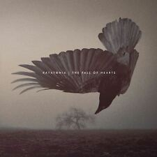 "KATATONIA ""The Fall Of Hearts"" 2016 New Digipak CD+DVD with 24-page booklet"