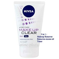 Nivea Acne Common Skin for Makeup Clear Acne Mud Foam 100 G.