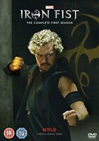 Marvels Iron Fist Season 1 [DVD] [2018][Region 2]
