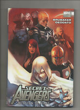 Secret Avengers: Mission To Mars - Vol 1 Hardcover Moon Knight (Grade 9.2) 2011